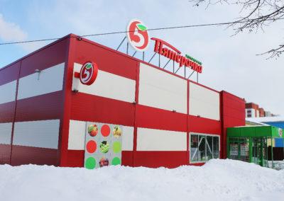 Иваново, Революционная, 78а. S=380 м2, m=15,7 тонн