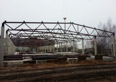 Производственная площадь для фабрики г. Фурманов S= 8184 м,  220 тонн