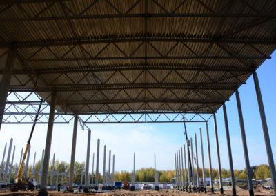 Здание склада с административными помещениями площадью 16 000м² по ул. Фрунзе, г. Иваново