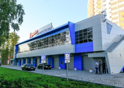 Кохомское шоссе 3а, Иваново. S=544м2, m=83 тонны