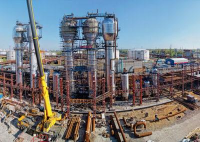 """АО """"Газпромнефть - МНПЗ"""". m= 500 тонн"""