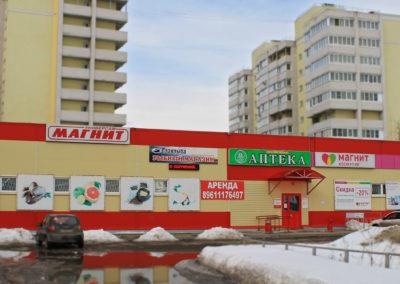 Шевченко 4а, Иваново. S=599м2, m=18,298 тонн
