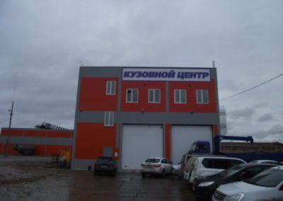 Станкостроителей 7б, Иваново. S=324м2, m=56,206 тонн