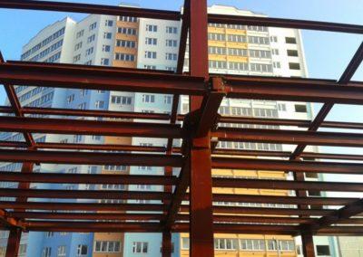строительные конструкции автотехцентры 00003