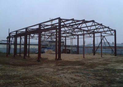 строительные конструкции автотехцентры 00007