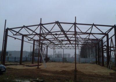 строительные конструкции автотехцентры 00008