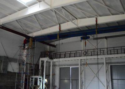 строительные конструкции автотехцентры 00013