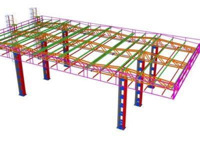строительные конструкции паркинги 00001