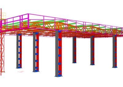 строительные конструкции паркинги 00002