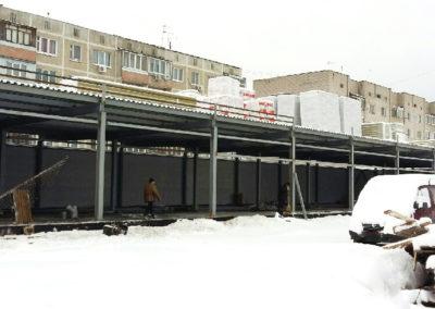 ул. Кочетовой, 51а, Кохма. S=814м2, m=30,4 тонн